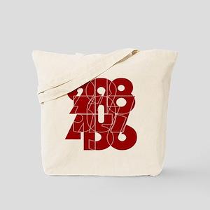 rb_hg_cnumber Tote Bag