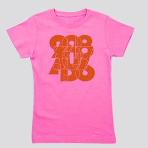 rb_wt_cnumber Girl's Tee