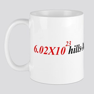 Mole hill Mug