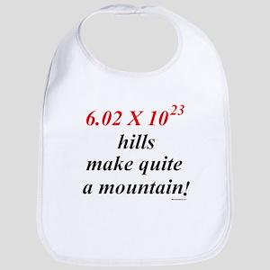 Mole hill Bib