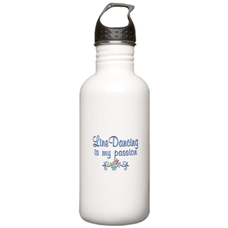 Line Dancing Passion Stainless Water Bottle 1.0L