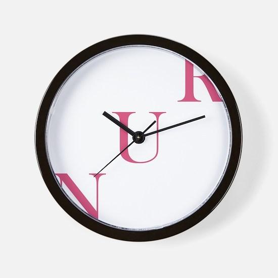 wt_front_run Wall Clock