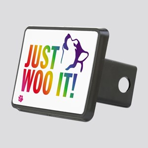 JUST WOO IT! Rectangular Hitch Cover