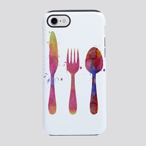 Cutlery iPhone 7 Tough Case