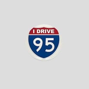 I Drive 95 Mini Button