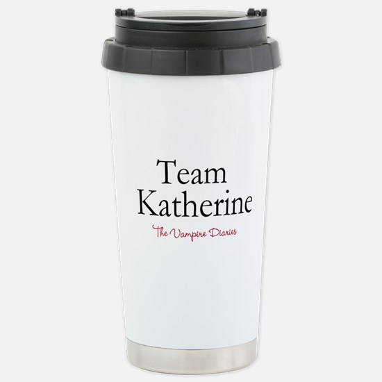 Team Katherine Tasses de voyage