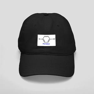 molecularshirts.com Paradox Black Cap