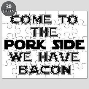 Pork Side Bacon Puzzle