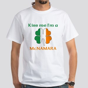 McNamara Family White T-Shirt
