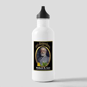 Robert E. Lee Remembered Water Bottle