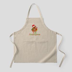 Kala Christougenna Baby Christmas Apron