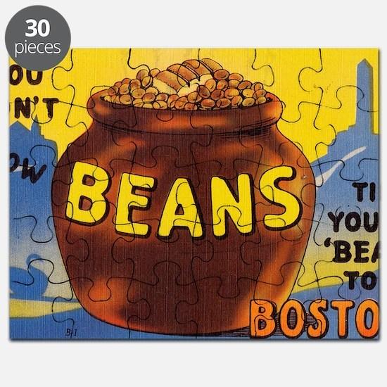 Boston Baked Beans Puzzle