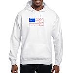 Molecule Flag Hooded Sweatshirt