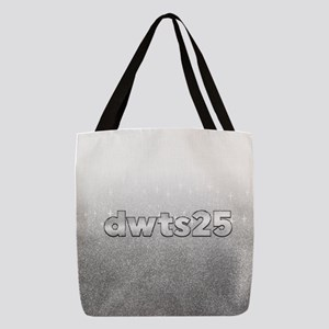 DWTS 25 Polyester Tote Bag