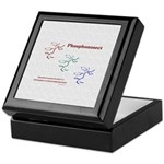Phosphonosect Molecule Keepsake Box