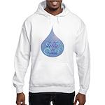 Glu-Glu-Glu molecule Hooded Sweatshirt