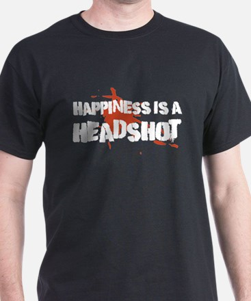 Headshot Happiness T-Shirt