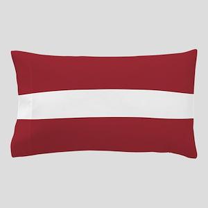 Flag of Latvia Pillow Case