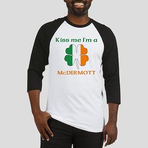McDermott Family Baseball Jersey