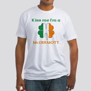 McDermott Family Fitted T-Shirt