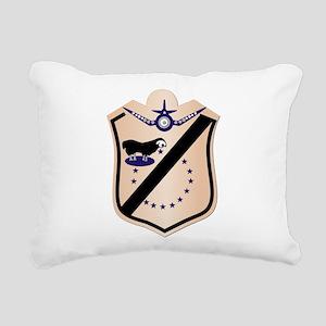 VMA-214 Rectangular Canvas Pillow