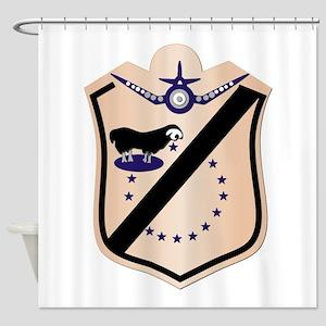 VMA-214 Shower Curtain