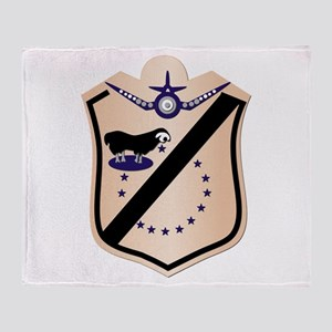 VMA-214 Throw Blanket