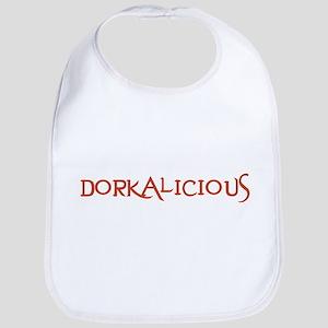 DORKALICIOUS Bib