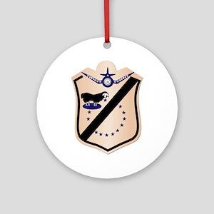 VMA-214 Ornament (Round)