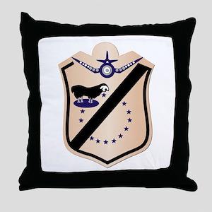 VMA-214 Throw Pillow