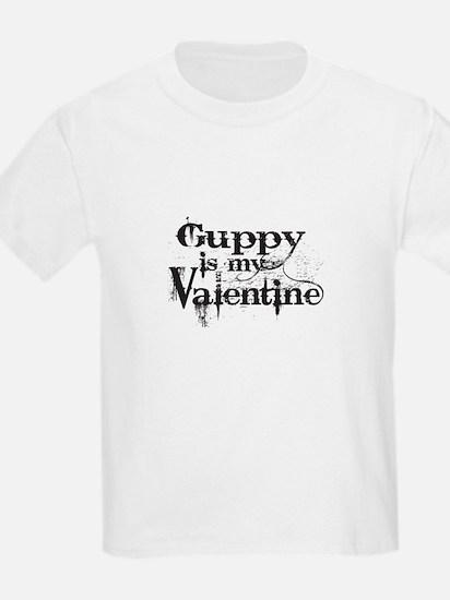 Guppy is my Valentine T-Shirt