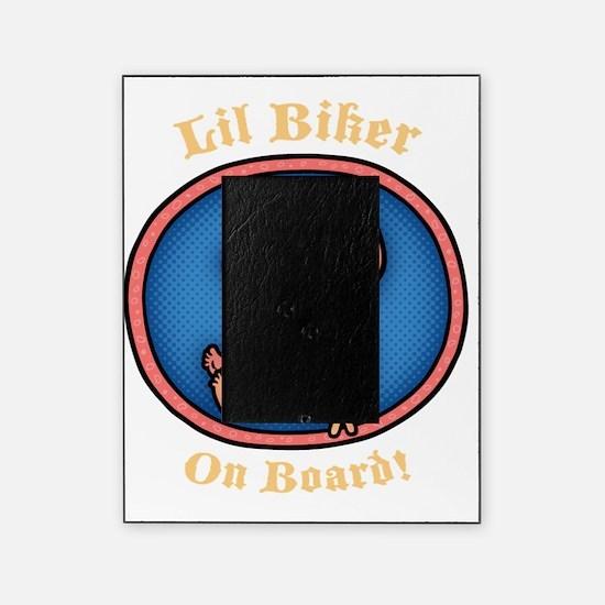 biker-womb-DKT Picture Frame