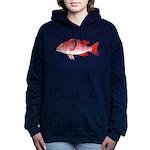 Red Snapper c Hooded Sweatshirt