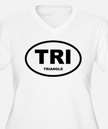 Triangle Oval Shirts and Gift T-Shirt