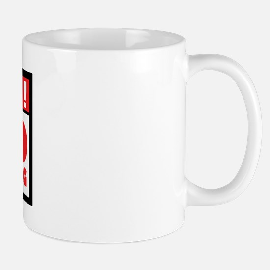 No Tipping Mug