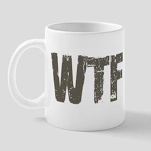 WTF Mug