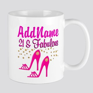 21 YR OLD DIVA Mug