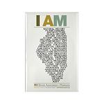 I AM Magnet (10 Pack)