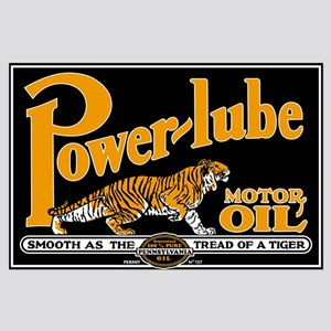 PowerLube Large Poster