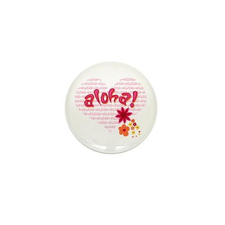 Aloha Mini Button