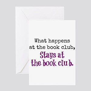 Book lovers greeting cards cafepress greeting cards m4hsunfo