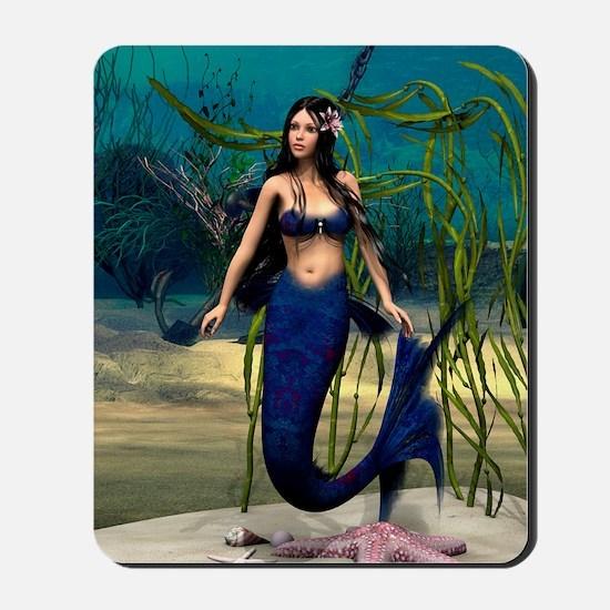 Mermaid Mousepad