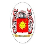Espararza Sticker (Oval 50 pk)