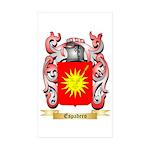 Espadero Sticker (Rectangle 50 pk)