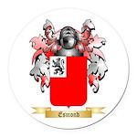 Esmond Round Car Magnet