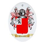 Esmond Ornament (Oval)