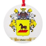 Esler Round Ornament