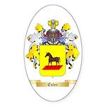 Esler Sticker (Oval 10 pk)