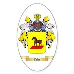 Esler Sticker (Oval 50 pk)