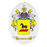 Esler Ornament (Oval)